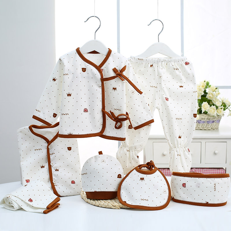 Spring And Autumn New Style Clothes For Babies Pure Cotton Newborns Gift Box Primary BABY'S FIRST Month Baby Maternal And Child