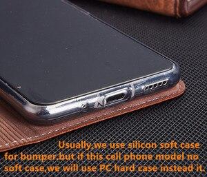 Image 4 - Crazy Horse محفظة جلدية طبيعية للهاتف ، حامل بطاقات ، لهاتف Umidigi A9 Pro/Umidigi A7/Umidigi A7 Pro/Umidigi A5 Pro