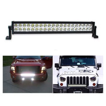 6LED Work Light Bar Offroad LED Bar Spotlight Motorcycle LED Bar 22 inch 18W 12V 24V For 4X4 4WD Truck ATV SUV Offroad Car Moto игрушка aosenma offroad truck 4wd 1 16 green wplb 24