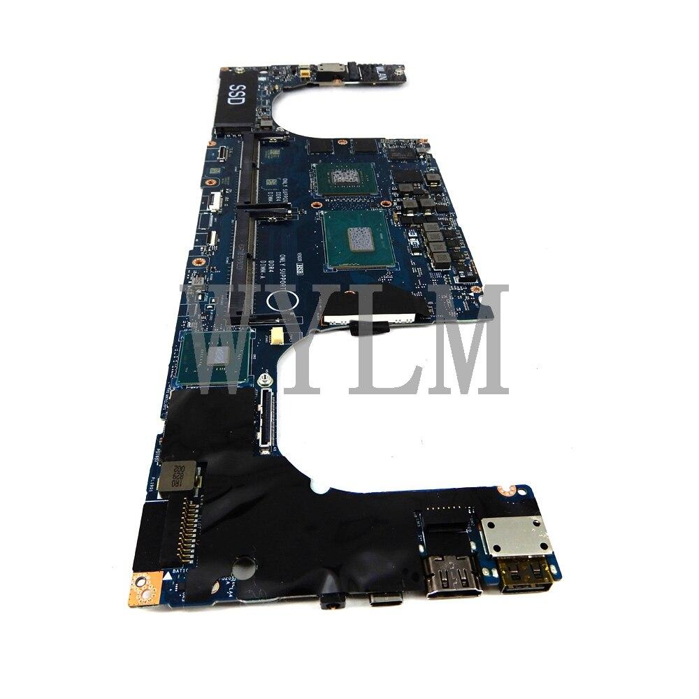 para dell precision 5530 computador portatil placa mae 04