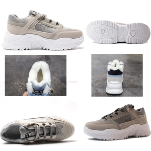 Image 3 - FUJIN Women Casual Sneakers Winter Sneakers Breathable Womens Shoes Female Summer Comrfortable Platform Snow Boots Shoes Women