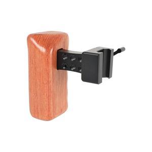 Image 1 - Kayulin DSLR Cámara mango de madera agarre liberación rápida NATO mango lateral (mano izquierda) para carcasa de camara Dslr Universal