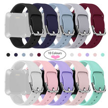 Replacement Silicone Breathable Wrist Band Strap For Fitbit Versa 2 Wristband(China)