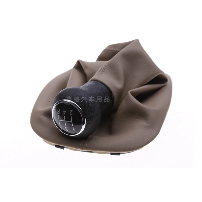 Manufacturers Direct Selling Passat B5 Shift Lever Dust Cover Shift Lever Cover Gear Shift Lever Set Stalls Bar Dirt-proof Cover