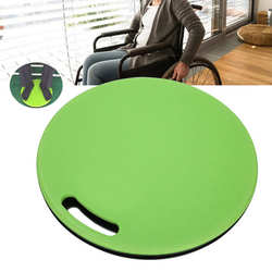 Rotating Transfer Plate Green Stroke Hemiplegia Simple Shifter Home Care Product for Elderly Patients Assistance Health Care
