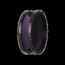 Freewell 82mm rosqueado filtro nd variável da parada dura durante todo o dia 2 a 5 parar & 6 a 9 parar 2 pacote