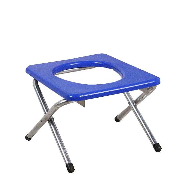 assento de viagem metal portátil potty assento