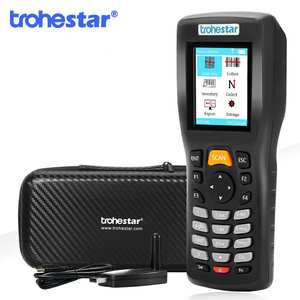 Trohestar Barcode Scanner Counter Code-Reader Inventory Handheld Wireless Data-Collector
