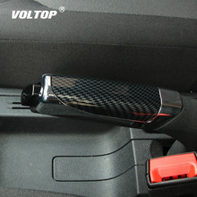 Handbrake Grips Handle Silicone Cover Slip Durable Car Set Plastic Parking Universal Decoration