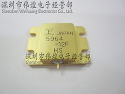 FLM5964-12F 5964-12F SMD RF tube High Frequency tube Power amplification module