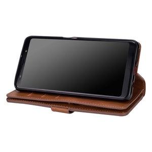 Image 5 - Cao Cấp Dây Kéo Dành Cho Samsung Galaxy Samsung Galaxy A30 A50 A70 A10 A20 A40 A50S A30S A20E Ví Bao Da M10 M20 M40 m21S Cấp Kiểu Bao Da