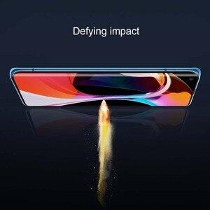 Image 4 - עבור Xiaomi Mi 10 פרו מגן de pantalla NILLKIN 0.33 3D CP + קשת מקס קצה מלא כיסוי אנטי שרוט מסך מגן