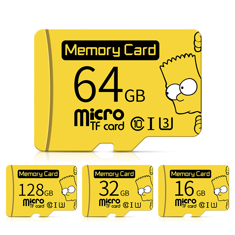 Tarjeta de memoria Micro SD, Clase 10 tarjeta Micro SD, 32GB, 16GB, SDHC, Microsd, UHS-I, tarjeta TF, 64GB, 128GB