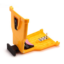 Chainsaw Teeth Knife Sharpener Portable Sharpen Chain Saw Bar-Mount Fast Grinding Chainsaw Chain Woodworking Sharpener Tool 5(China)
