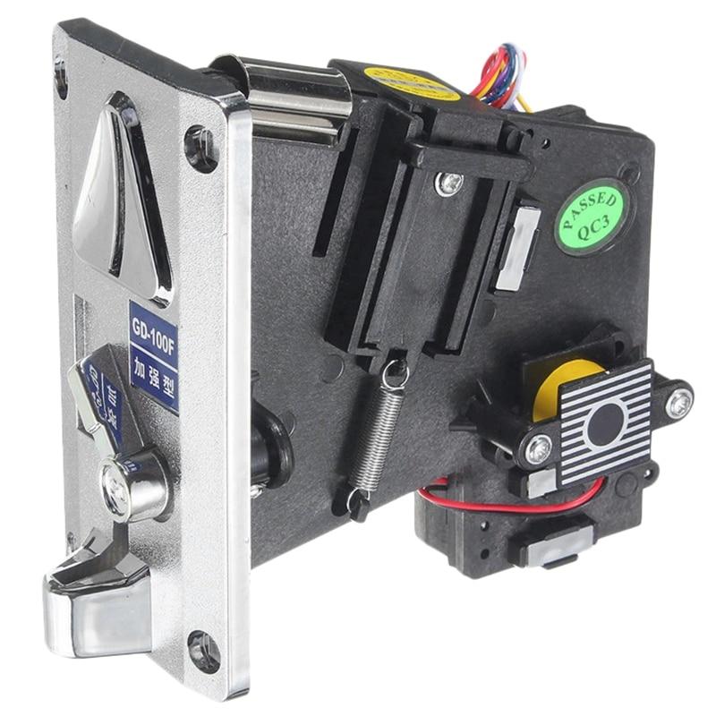 AMS-электронный свернутый монетоприемник сравнение монетоприемник Селектор для торговых автоматов аркадных автоматов