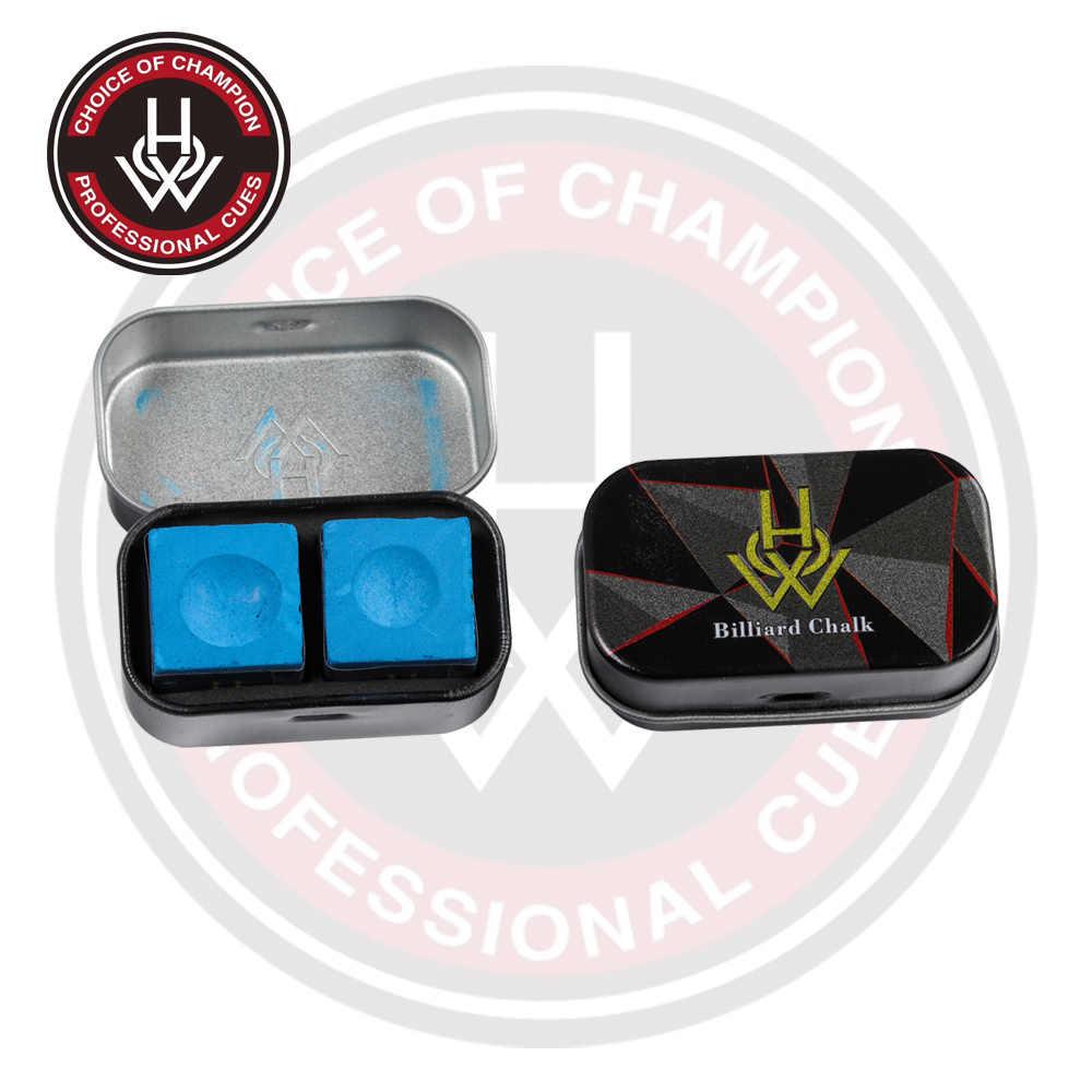 Jak kreda bilardowa kreda szyta na miarę kreda Snooker kreda w proszku kreda 2 sztuki w pudełku dwie opcje kolorystyczne akcesoria bilardowe