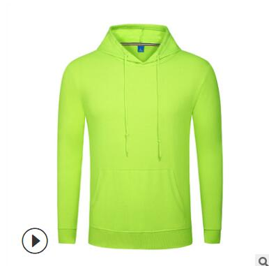 Custom-made Thick Cotton Jacket Group Shirt Advertising Shirt Customized Men's Hooded Popular Logo Hooded DY-203