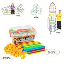 DIY Children's Tent Toy Building Building Toy Kits Boys And Girls Gifts