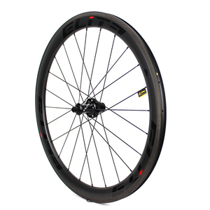 Image 4 - עלית 700C פחמן זוג גלגלי A2 AERO בלם משטח צינורי נימוק מכריע ללא פנימית פחמן כביש אופניים גלגלים עבור רכיבה על אופניים SLR 3.0