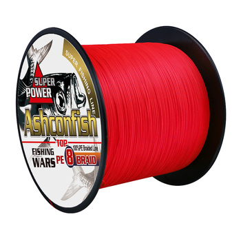 Long line fishing braided 1500M 2000M 8 Strands sea saltwater fishing color never faded  6-300LB test 0.1-1.0mm big game thread