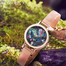 Fashion Women Watches Creative Classic Womens Colorful Dial Wrist Watch Ladies Dress Clock Relogio Masculino Reloj Mujer