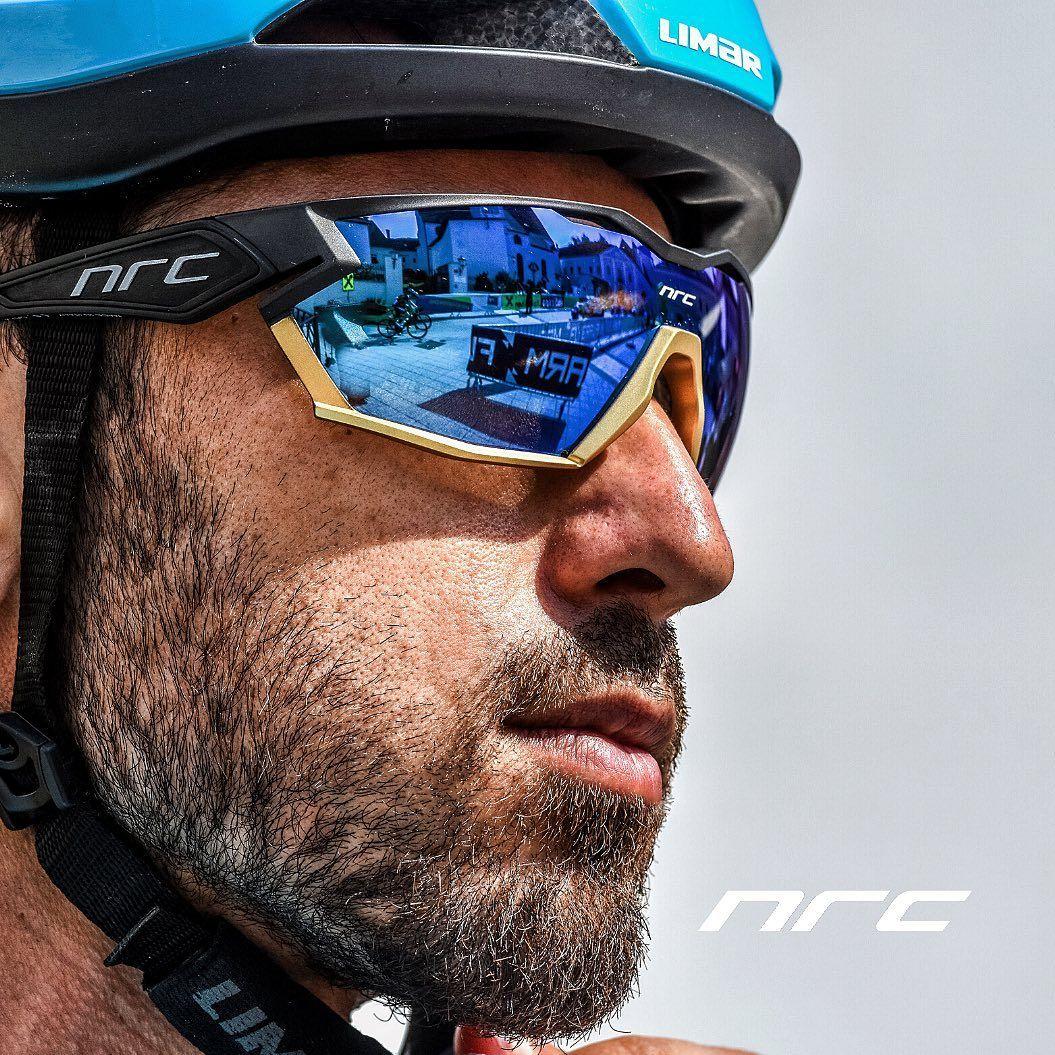 2021 NRC p-ride occhiali da ciclismo fotocromatici uomo Mountain Bike bicicletta Sport occhiali da ciclismo MTB occhiali da ciclismo donna 2
