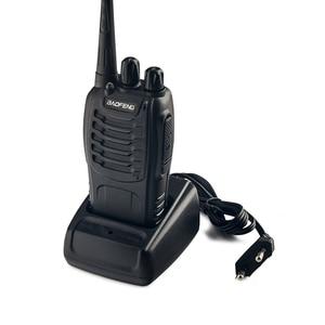 Image 2 - Baofeng Walkie Talkie BF 888S, 888s, UHF, 5W, 400 470MHz, bf88s, BF, 888S, Radio bidireccional, 4 Uds.