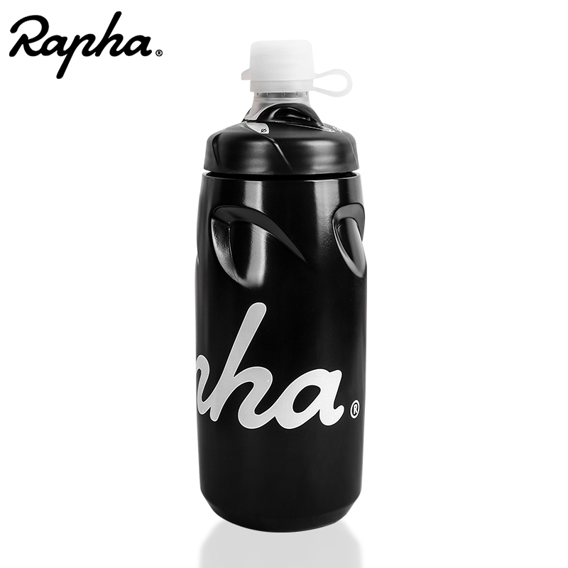 Rapha Bicycle Water Bottle 620ML/750ML Lockable Cycling Running Outdoor Mountain Road Leak-proof PP Cycling Bike Water Bottle