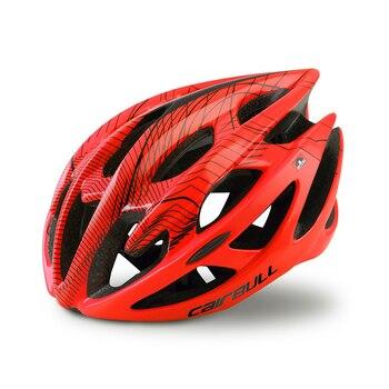 Casco de bicicleta MTB, Casco de ciclismo para deportes al aire libre,...