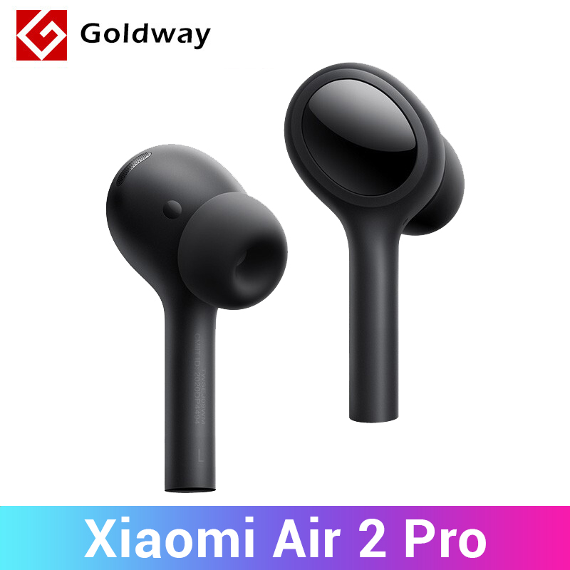 Wireless Earphone Earbuds Tap-Control Mi True Airdots LHDC Noise Cancellation TWS Xiaomi