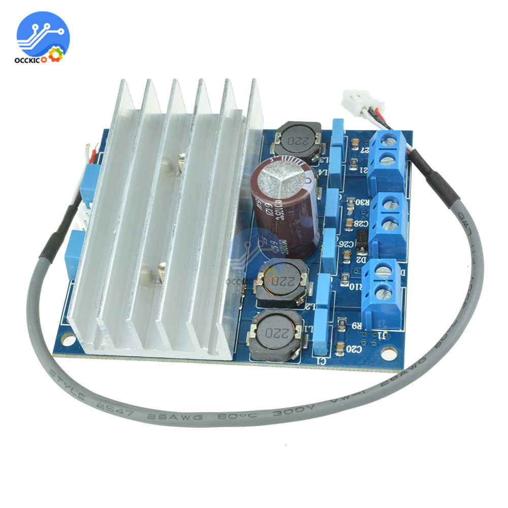 TDA7492 Amplifier Board 2x50W Class D High-Power Digital Modulo Amplificador Audio Sound Speaker Amplifier Board Transceiver