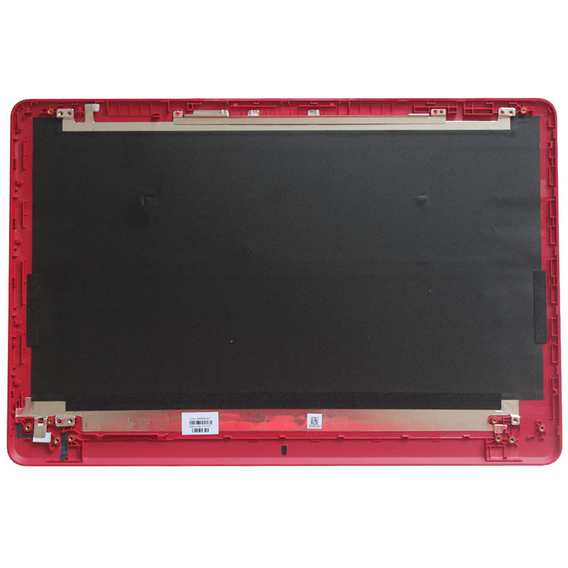 New For HP TPN-C129 TPN-C130 LCD Back Cover /& LCD Front Bezel Cover /& Hinges