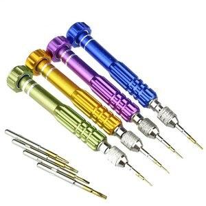 5 in 1 Repair Open Tools Kit Screwdriver
