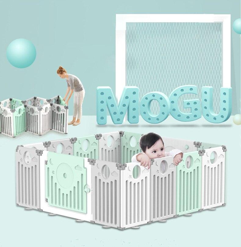 Забор для малышей, детский коврик для ползания, безопасный игровой домик для детей, домашние игрушки, детский манеж, бесплатная доставка