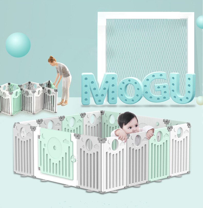 Baby Fence Toddler Children Crawling Mat Game Safety Kids Play House Indoor Toys Playpen Yard Free Shipping