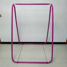 Indoor/Outdoor Swing Frame, Thicken Steel Hanging Chair, Kids Adult Hammock Stand