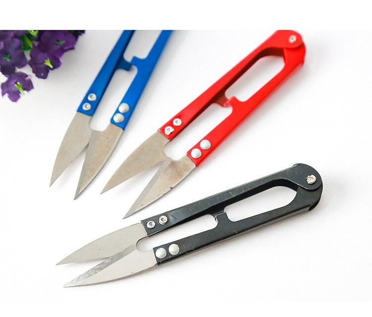 3 шт пружинная пряжа маленькие ножницы для ногтей