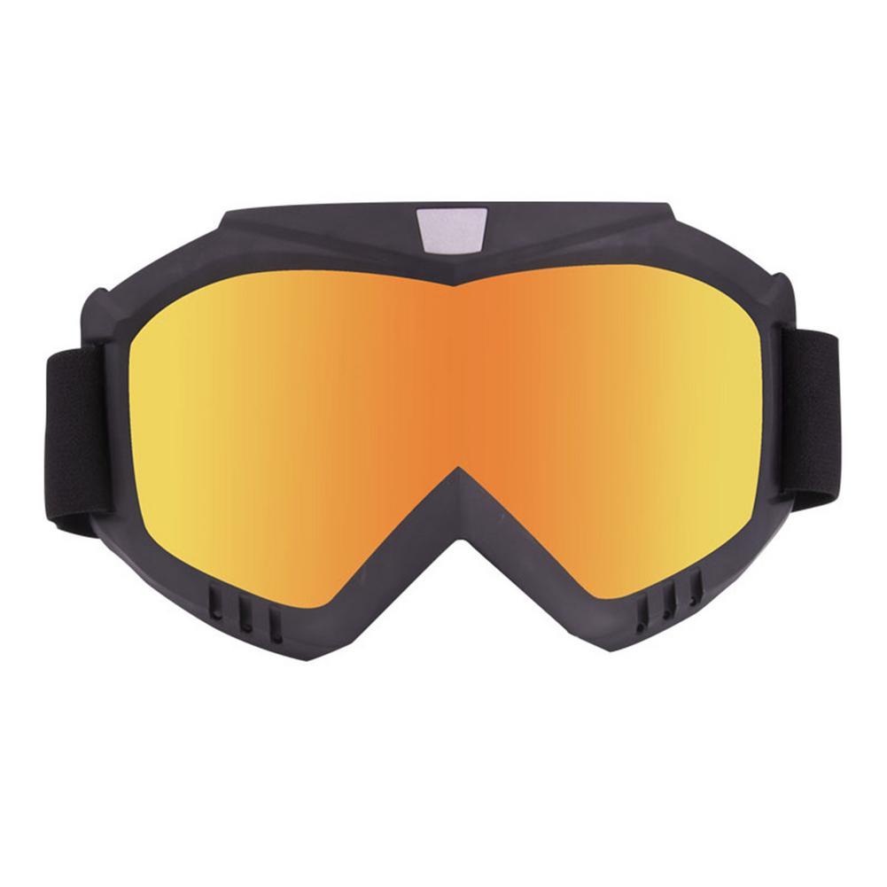Ветрозащитные лыжные очки с УФ-защитой, дышащие лыжные очки MX для езды по бездорожью, MTB, лыжные очки, мотоциклетные шлемы, очки для сноуборда