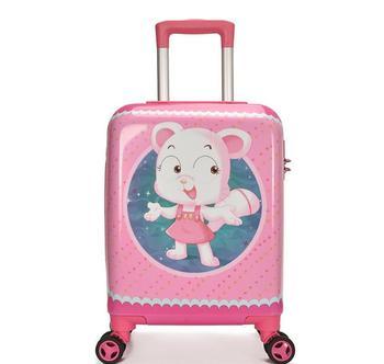 Walizki dla dzieci walizki dla dzieci walizki dla dzieci wózek podróżny torby dla dzieci torby podróżne koła torby do przenoszenia tanie i dobre opinie Rolling przechowalnia Spinner Bagaż Unisex