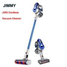 JIMMY JV83 aspirateur à main sans fil 400W moteur numérique forte puissance 20KPa 135AW aspiration Aspirador maison dépoussiéreur