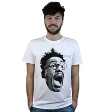 T-Shirt Spike Lee Do the Right thing movie maglietta Film Cult Cinema di culto estate uomo moda T-Shirt confortevole