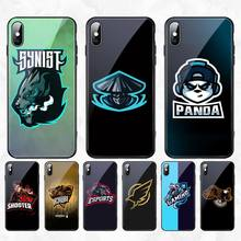 Cool cartoon character pattern  Photo Soft Phone Case Tempered Glass For iPhone 11 Pro XR XS MAX 8 X 7 6S 6 Plus SE 2020 case broccoli character deck case collection max kirifuda
