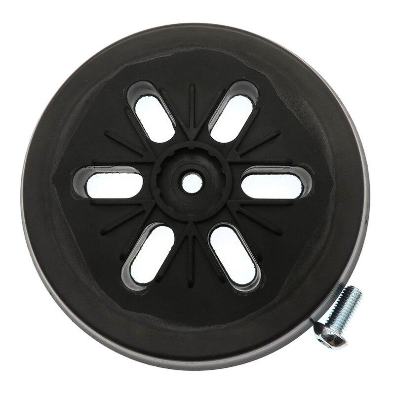 6 дюймов 6-отверстие шлифовальная площадка шлифовальная Подложка для крюка и петли шлифовальные диски Аксессуары для электроинструментов