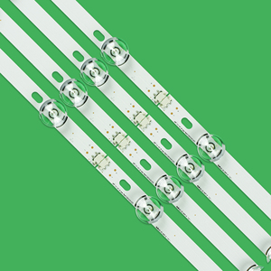 """Image 4 - LED Backlight strip 8 Lamp For LG 42 inch TV INNOTEK DRT 3.0 42"""" 6916L 1709B 1710B 1957E 1956E 6916L 1956A 6916L 1957A 42LB561v"""