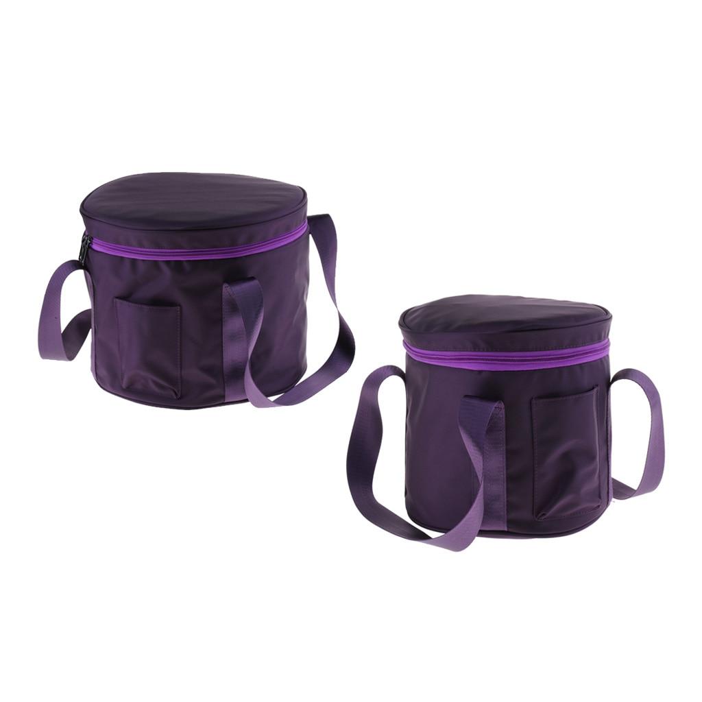 Crystal Singing Bowl Thicken Case Bag For 6-11 Inch Singing Bowl