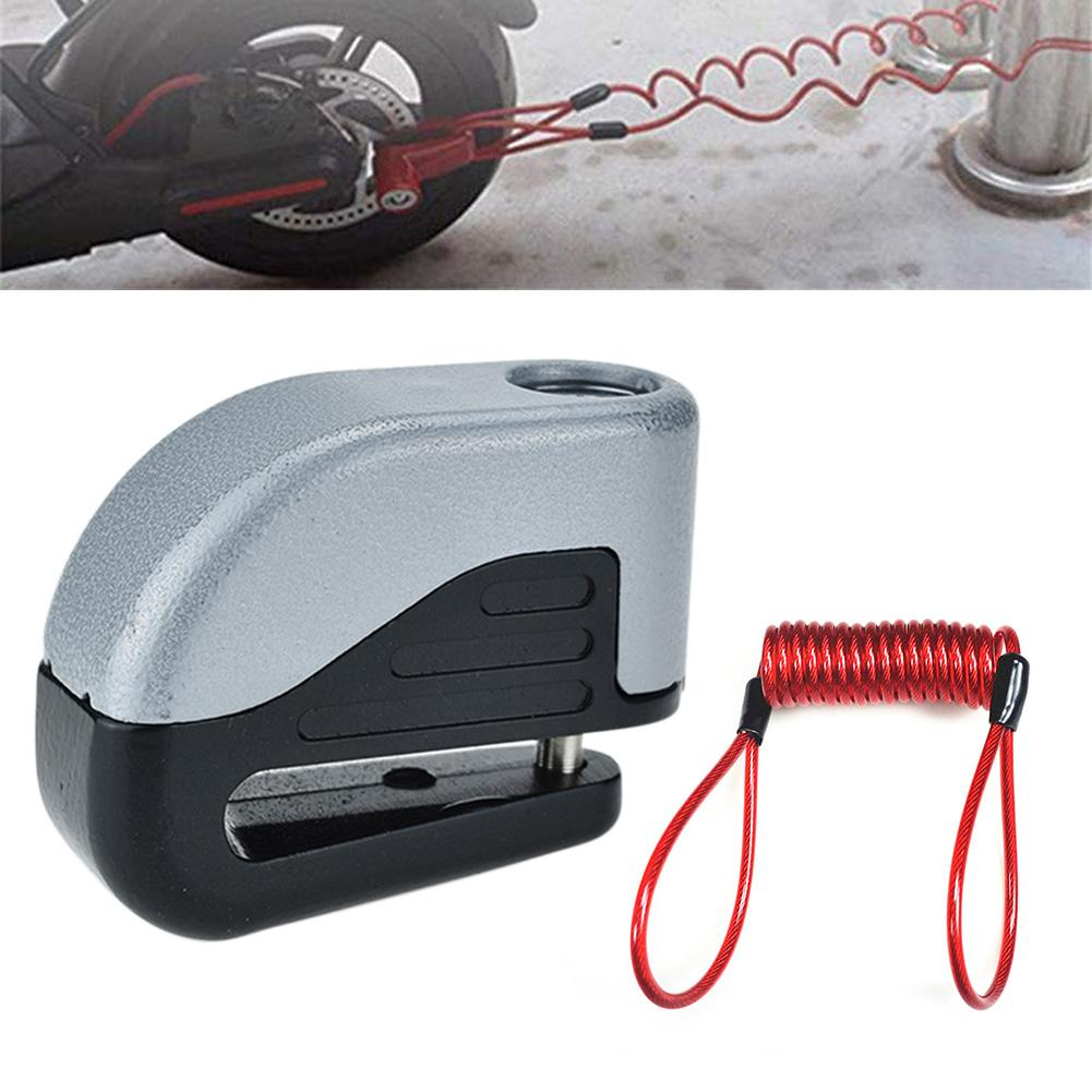 Wheel Disc Brake Lock Security For Xiaomi Mijia M365 Electric Scooter Anti-Theft