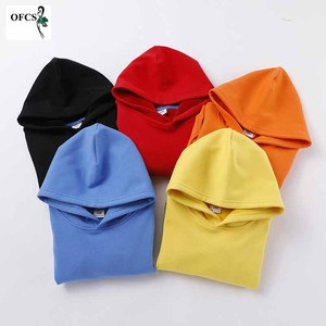 Image 4 - Childrens Hoodies Outerwear Red Yellow Black Blue Teenagers Coat  jacket Girls & Boys Sweatshirt Kids Retail Clothes 2 12 Years
