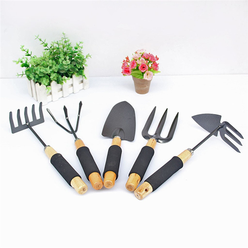 Small Size Mini Gardening Succulent Planting Tool Combination Set