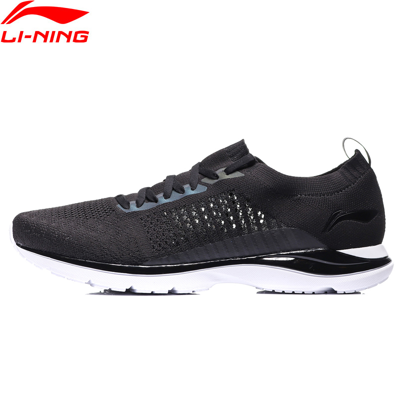 (Break Code)Li-Ning Men Super Light XV Running Shoes Breathable Sneakers Mono Yarn LiNing Li Ning Sport Shoes ARBN009 XYP652