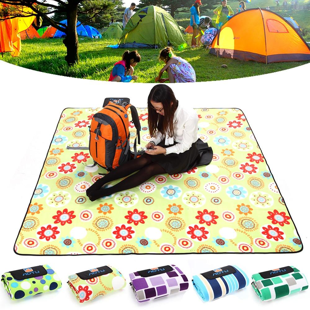 200*200cm Inflatable Mat Beach tent Tent mat Camping Hiking Picnic Outdoor outdoor camping Pad  D25